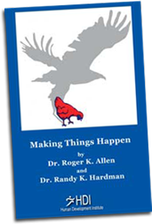 Making Things Happen Book
