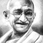 Gandhi stood for something