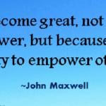 Three Powerful Leadership Practices