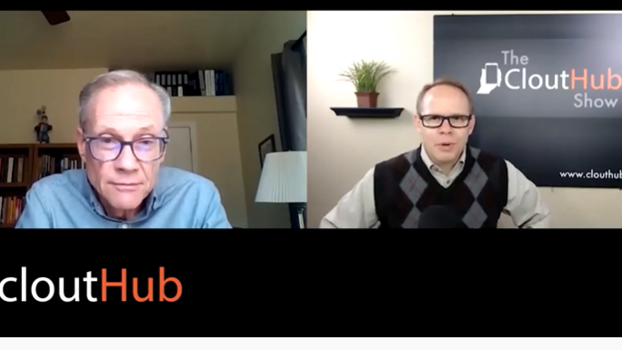 An interview with Roger K. Allen and CloutHub.